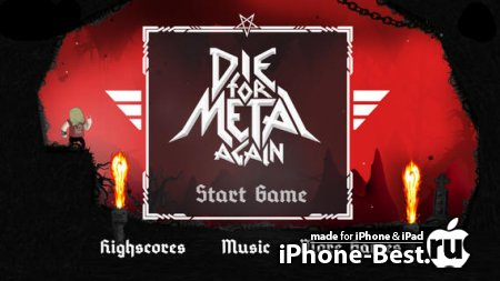 Die For Metal Again [1.1] [ipa/iPhone/iPod Touch/iPad]