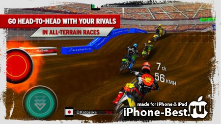 Moto Racer 15th Anniversary [3.0.2]  [ipa/iPhone/iPod Touch/iPad]