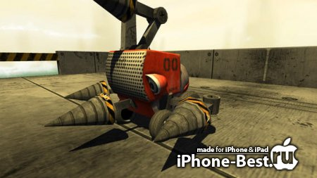 Rumble Bots [1.102] [ipa/iPhone/iPod Touch/iPad]