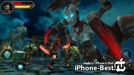 Godfire [1.0.0] [ipa/iPhone/iPod Touch/iPad]