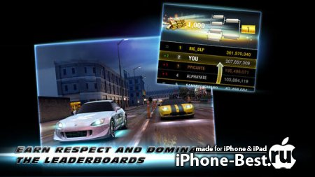 Fast & Furious 6: The Game [4.0.3] [ipa/iPhone/iPod Touch/iPad]