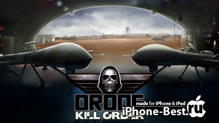 Drone : Kill Order [1.0.54] [ipa/iPhone/iPod Touch/iPad]