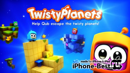 Twisty Planets [1.02] [ipa/iPhone/iPod Touch/iPad]