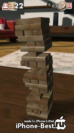 Jenga [1.7.1] [ipa/iPhone/iPod Touch/iPad]