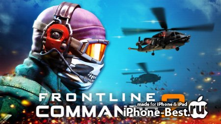 Frontline Commando 2 [3.0.0] [ipa/iPhone/iPod Touch/iPad]