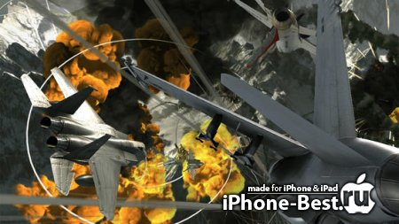 Modern Dogfight War [1.0.0] [ipa/iPhone/iPod Touch/iPad]