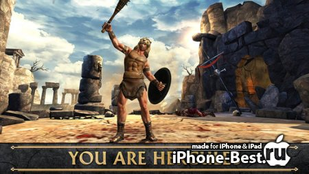 Hercules : The Official Game [1.0.0] [ipa/iPhone/iPod Touch/iPad]