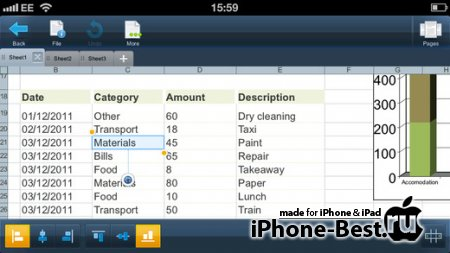 Smart Office 2 [2.3.0] [ipa/iPhone/iPod Touch/iPad]