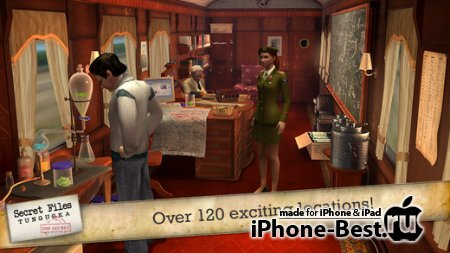 Secret Files Tunguska [1.0.0] [ipa/iPhone/iPod Touch/iPad]