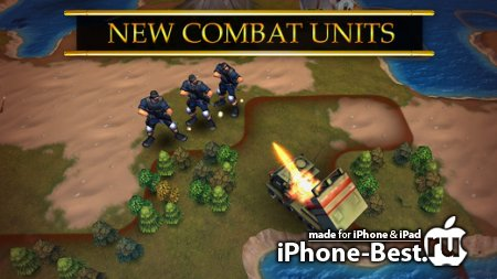Civilization Revolution 2 [1.1.0] [ipa/iPhone/iPod Touch/iPad]