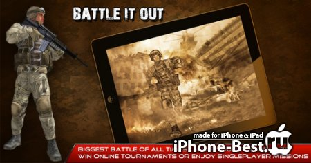 Battle It Out [1.3] [ipa/iPhone/iPod Touch/iPad]