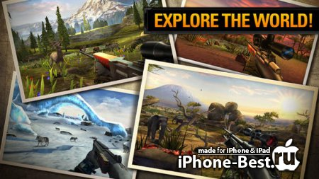 Deer Hunter 2014 [2.2.0] [ipa/iPhone/iPod Touch/iPad]