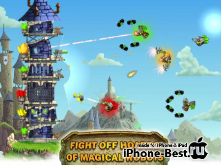 Crystal Reign [1.2] [ipa/iPhone/iPod Touch/iPad]
