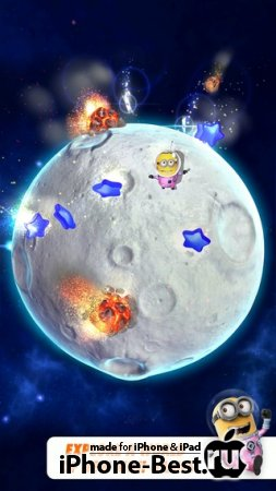 Despicable Me: Minion Rush [2.0.1] [ipa/iPhone/iPod Touch/iPad]