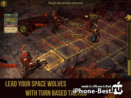 Warhammer 40,000: Space Wolf [1.0.2] [iPhone/iPod Touch/iPad]
