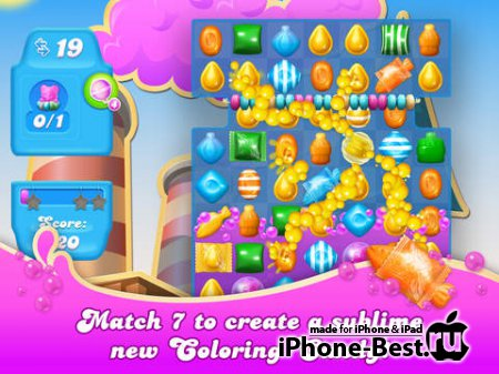 Candy Crush Soda Saga [1.30.30] [iPhone/iPod Touch/iPad]