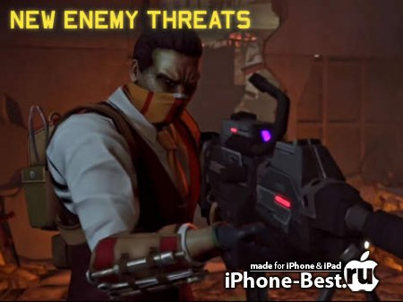XCOM®: Enemy Within [1.1.0] [iPhone/iPod Touch/iPad]