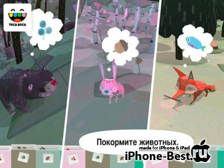 Toca Nature [1.0.1] [iPhone/iPod Touch/iPad]