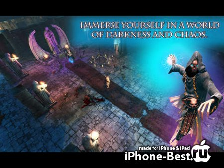 Quest for Revenge [1.0.2] [iPhone/iPod Touch/iPad]