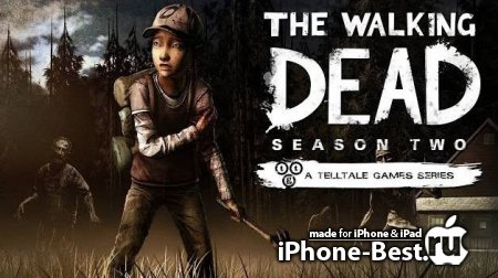 Описание игры The Walking Dead: Season Two